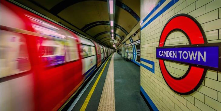 London junge Stadt