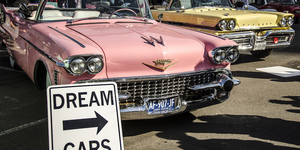 Vintage Bargains On Retro Wheels At Classic Car Boot Sale