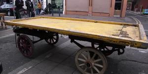Video: Brixton's Old Market Barrows