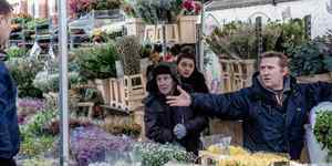 Blooming Marvellous Photos Of Columbia Road's Flower Sellers