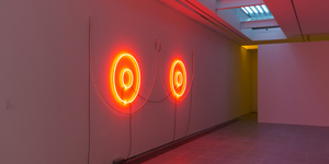 Review: Be Greeted By Neon Breasts At The Serpentine Galleries