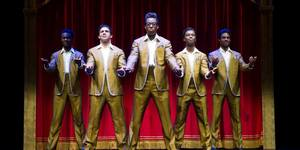 Review: Motown The Musical Says Thanks Berry, Much