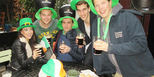 Where To Celebrate St Patrick's Day 2016 In London