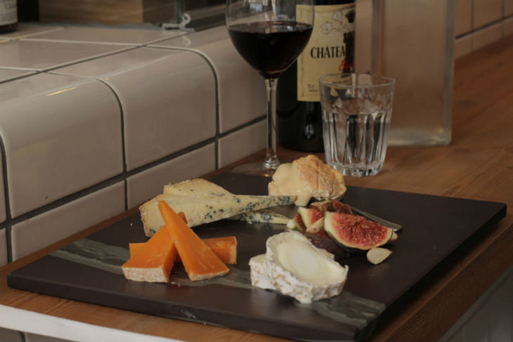 The best cheese shops, restaurants and cafes in London: Buchanan's