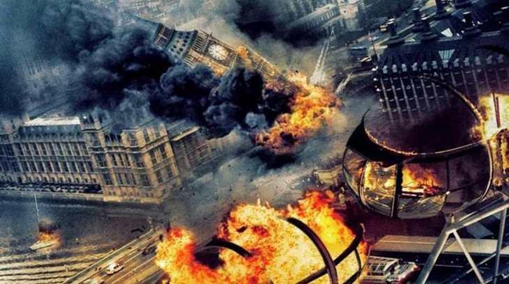 London Fallen