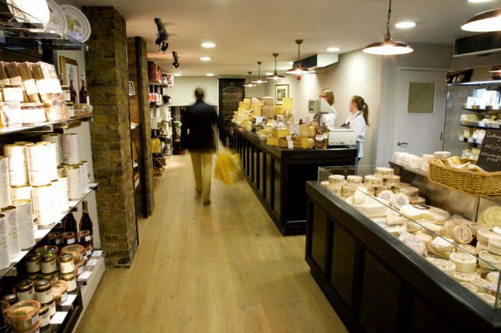 Inside Paxton & Whitfield: one of the best places to buy and eat cheese in London