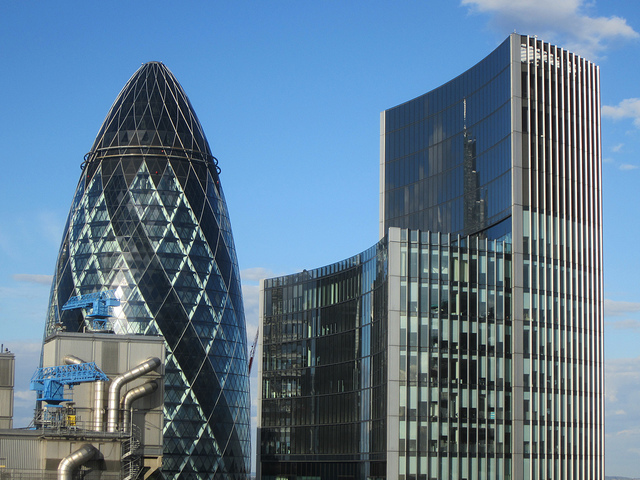 Which tower is shaped like a company logo? and other secrets of the Square Mile