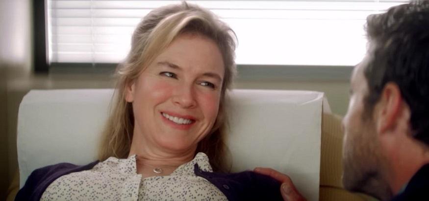 Renee Zellweger Returns To London To Have Bridget Jones's Baby