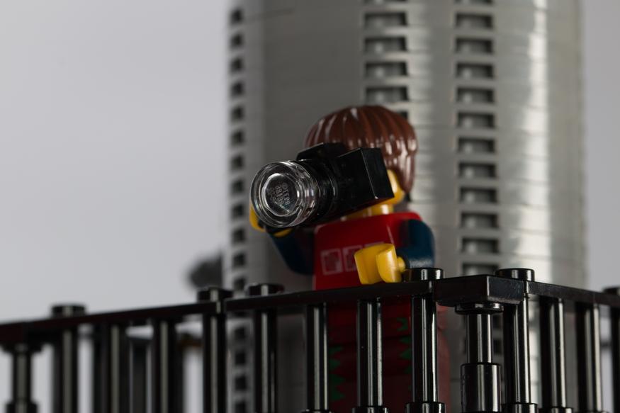 Lego landmark