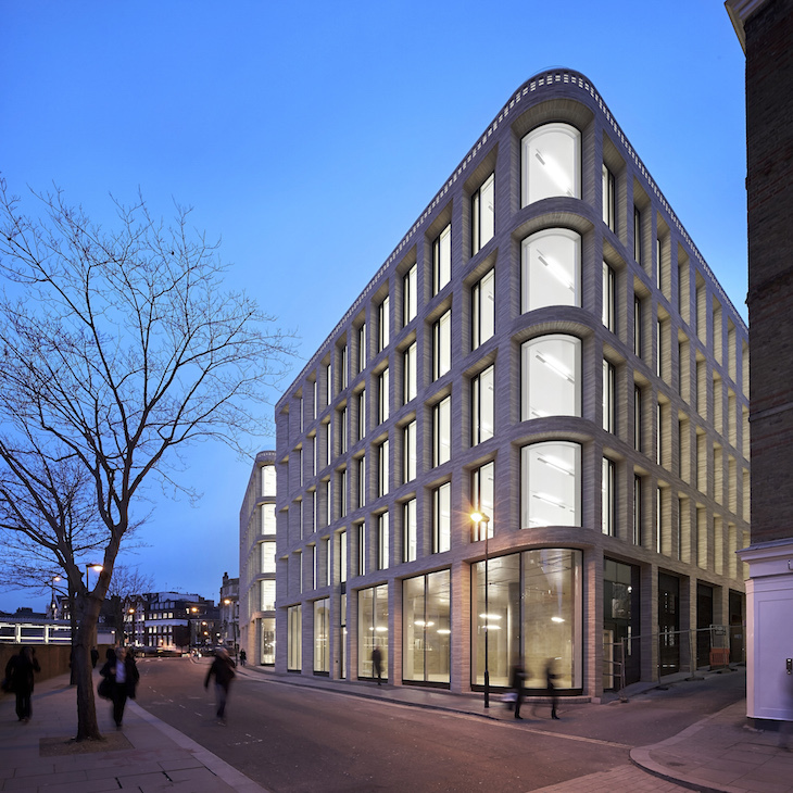 68 london buildings in architecture awards finals londonist for Building londre