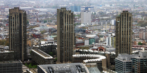 The Best Of Barbican In Photos