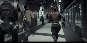 What The Heck Is Canary Wharf Station Doing In The New Star Wars Film Rogue One?