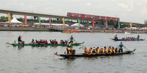 Hong Kong Dragon Boat Festival Returns To London