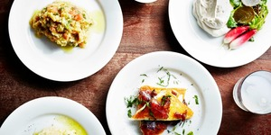 London's Best Greek Restaurants