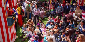 The Covent Garden Puppet Fayre Is Back
