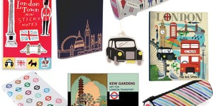 Beautiful London-Themed Treats For National Stationery Week