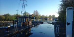 Weekend Walks: Lea Valley Walk