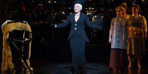 Review: Glenn Close Is Blinding In Sunset Boulevard