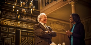 Simon Callow Talks Shakespeare