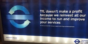 Why Are Grammar Pedants Getting Their Knickers In A Twist Over This TfL Ad?