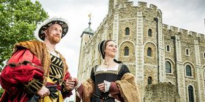 Bank Holiday Family Fun: Tudors At The Tower Family Festival