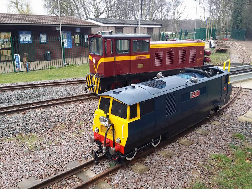 Find Out What It Takes To Run A Railway