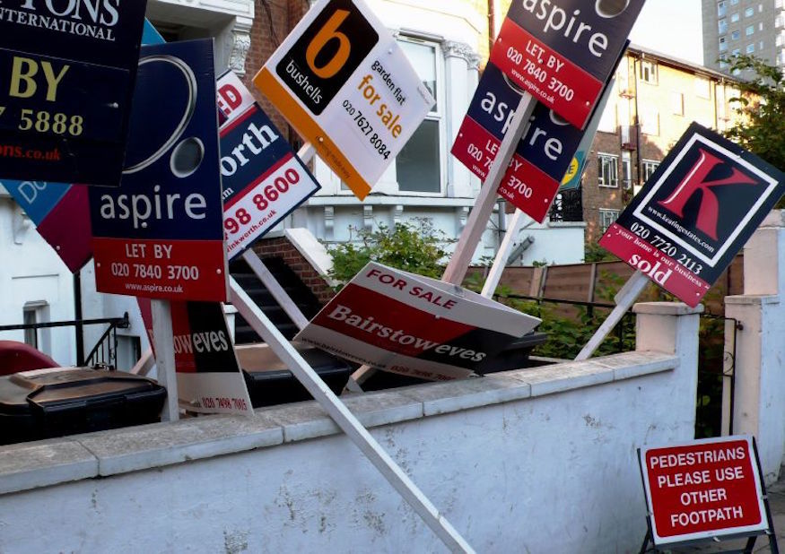 First Time Buyers 'Will Need A Salary Of £106k To Buy A House In London'
