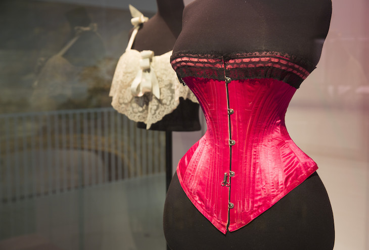 0433706710da We Get A Man And A Woman To Review The V&A's Underwear Show | Londonist