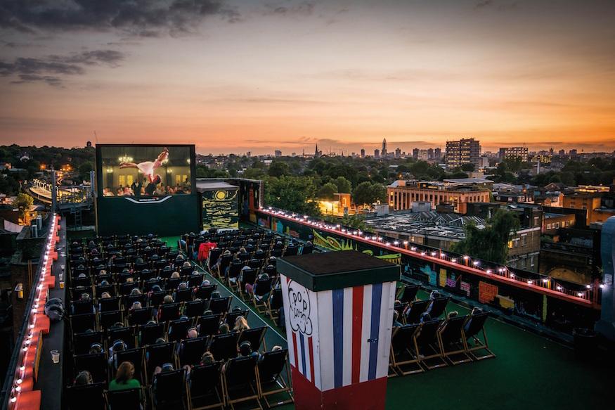 Ticket Alert: Rooftop Film Club Is Back