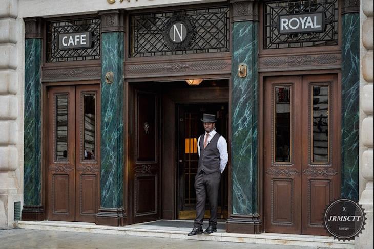 12 Secrets Of Regent Street