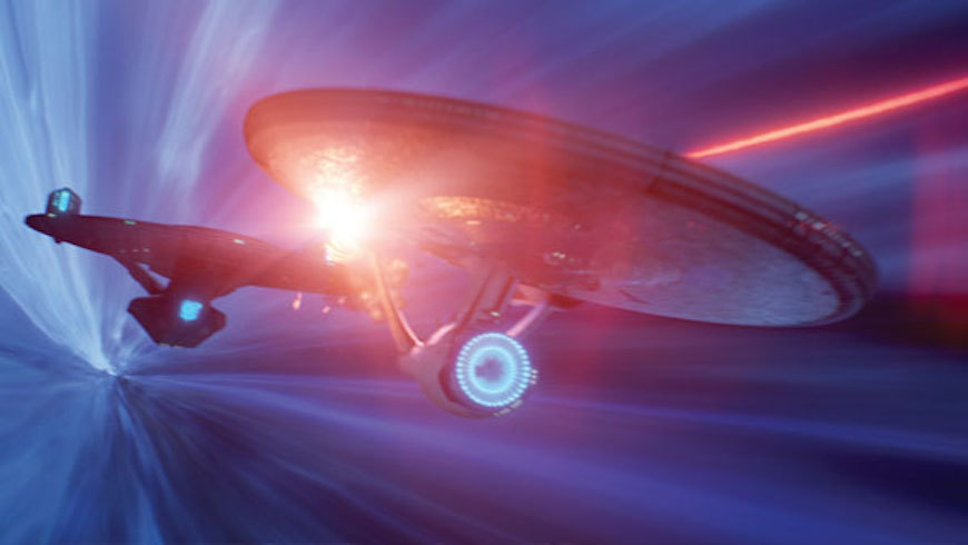 Find Out When We'll Be Getting A Star Trek Warp Drive