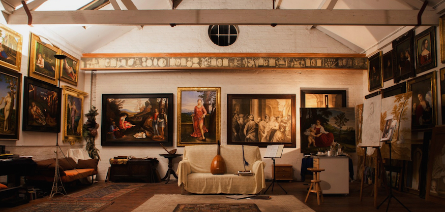 Find Giorgione's Lost Paintings In Clapton: Reviewed
