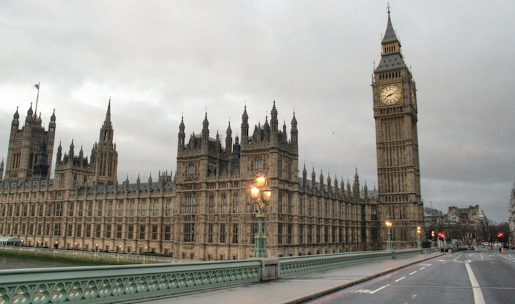 The Houses Of Parliament Are A Good Example Gothic Revival From Victorian Era Photo By IanVisits Londonist Flickr Pool