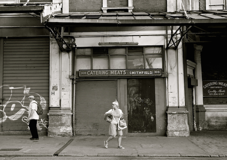 London's Iconic Meat Market In Photos
