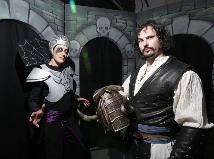 Kids\' TV Show Knightmare Comes To The South Bank   Londonist