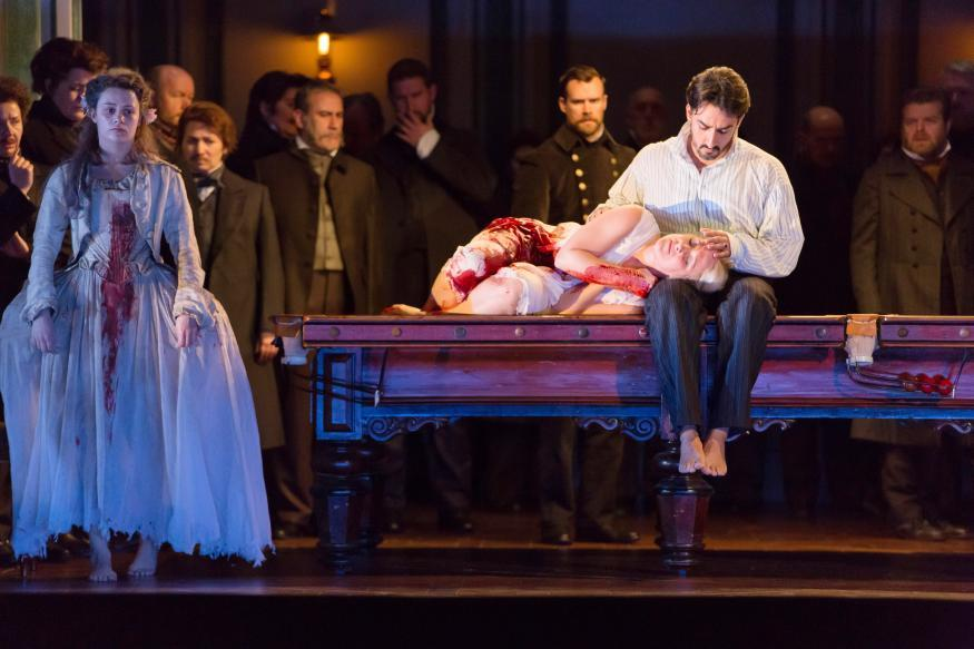 The Audience Booed Lucia Di Lammermoor, But The Gore Isnt The Real Problem Review -2658
