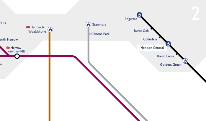 Shocking New Tube Map Redefines Zones By Affordability