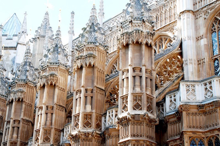 Tudor Architecture medieval or tudor?: how to tell which era london's buildings are