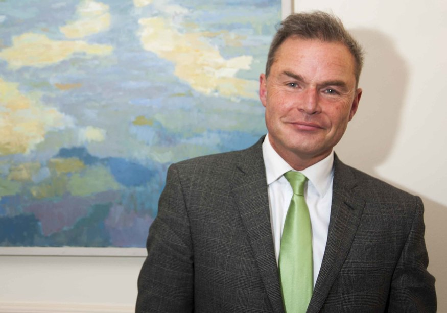 Peter Whittle, UKIP London mayoral candidate