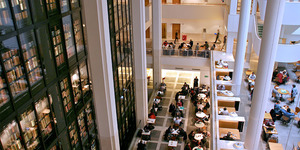 How To Make The Most Of The British Library