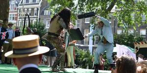 What Ho! The Chap Olympiad Returns