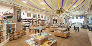 Inside London's Biggest Bookshop