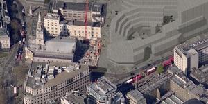 The Unbuilt London Tube Map