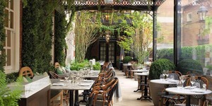 London's Best Restaurants For Al Fresco Dining