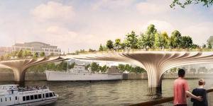 London News Roundup: Garden Bridge Plan Under Threat?