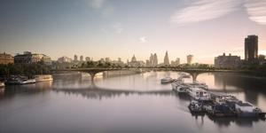 Sadiq Halts Work On Garden Bridge