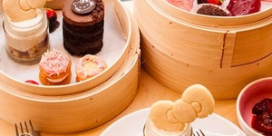 Near Purrfect: A First Look At Hello Kitty Afternoon Tea