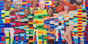 Southwark Celebrities Celebrated In New Mural