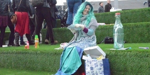 Meet A Mermaid And A Lion In Bermondsey