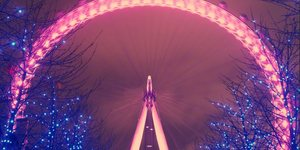 These London Landmarks Will Turn Hot Pink Tonight